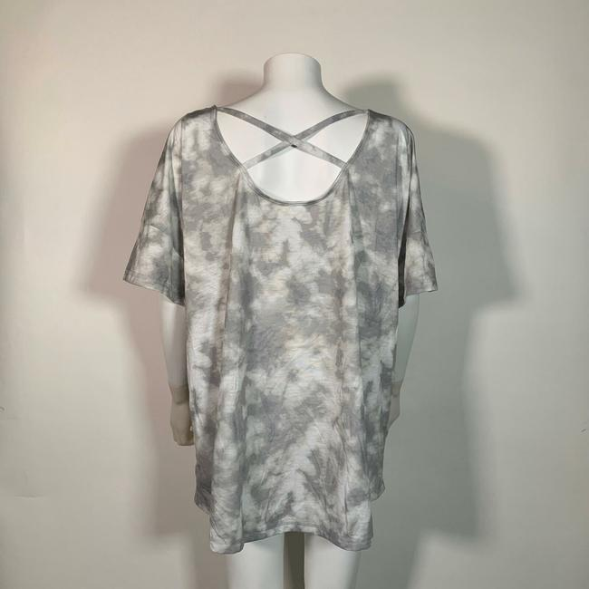 Ideology Polyester Top Gray Image 1