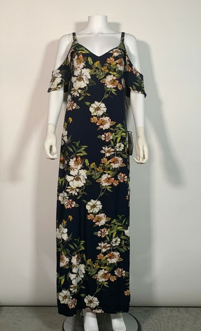 Multicolor Maxi Dress by Rachel Roy Polyester Image 1