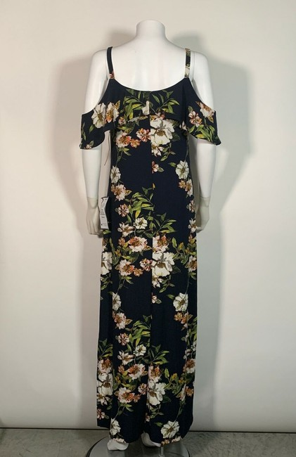 Multicolor Maxi Dress by Rachel Roy Polyester Image 2