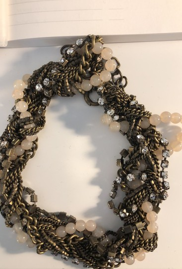 Madewell Madewell Mixed Metals Statement Necklace Image 1