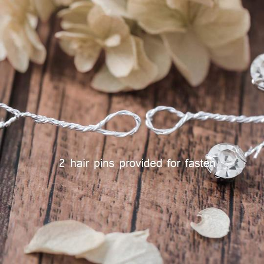 White Hair Accessory Image 5