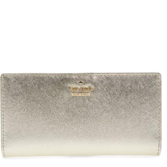 Preload https://item1.tradesy.com/images/kate-spade-metallic-gold-cameron-street-lacey-wallet-25855360-0-1.jpg?width=440&height=440