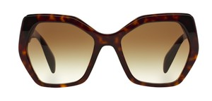 Prada New Women's Large Tortoise Shell SPR 16R 2AU4M0