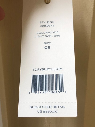 Tory Burch Marion Marion Quilted Patent Leather Very Tote in Light Oak Image 7
