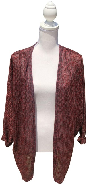 Preload https://img-static.tradesy.com/item/25855404/love-on-a-hanger-red-drape-cardigan-size-12-l-0-1-650-650.jpg