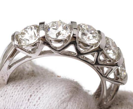 Diamond Daimond Ring Image 5