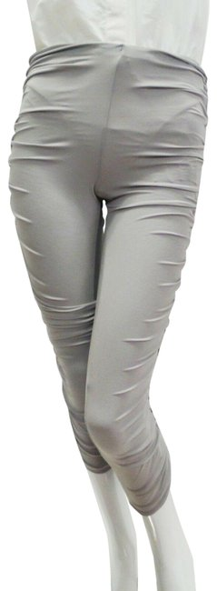 Item - Gray Ruched Leggings Size 4 (S, 27)