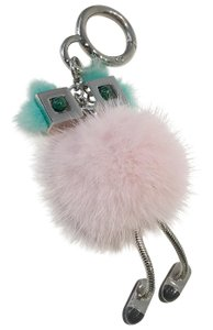 Fendi Fendi Mink Fur Chick Pompom Bag Charm