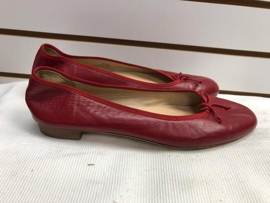 J.Crew Red Flats Image 2