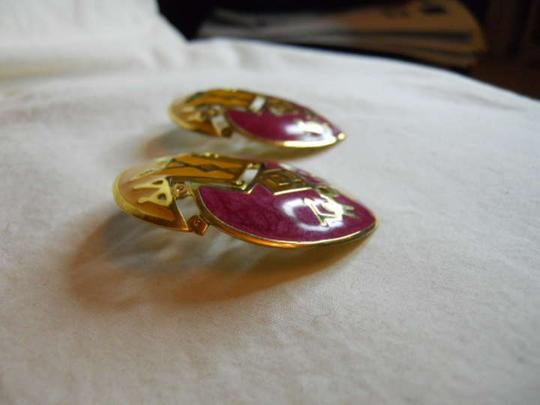 Edgar Berebi Vintage 80's Berebi earrings