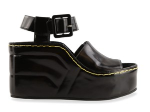 Céline Black Platforms