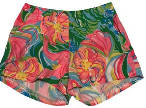 Lilly Pulitzer Dress Shorts multicolored