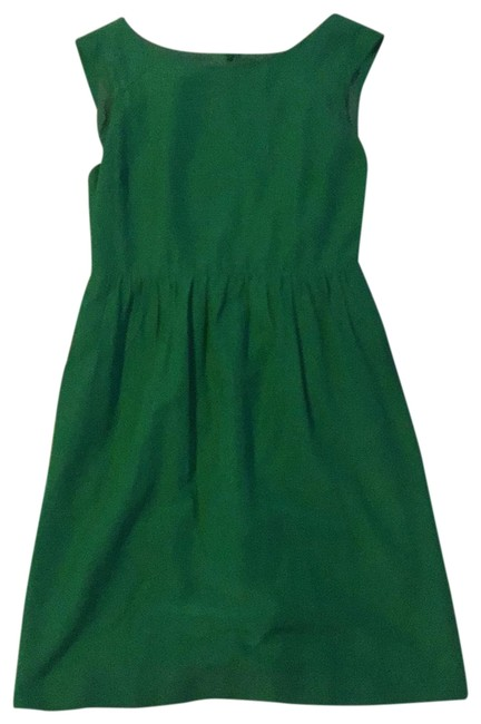 Item - Green 0000 Mid-length Work/Office Dress Size 6 (S)
