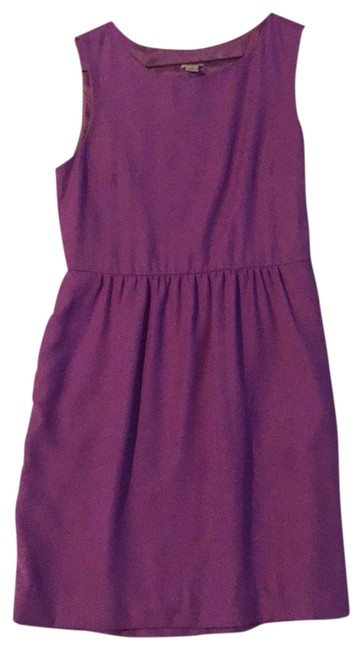 Item - Pink Mid-length Work/Office Dress Size 6 (S)