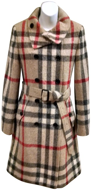 Preload https://img-static.tradesy.com/item/25856434/plaid-burberry-brit-coat-size-8-m-0-1-650-650.jpg