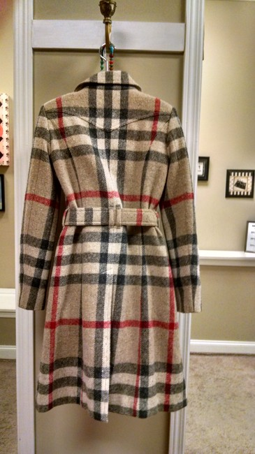 Burberry Brit Trench Coat Image 2