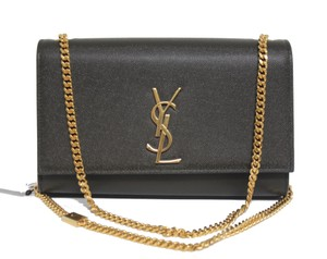 Saint Laurent Crossbody Monogram Logo Kate Shoulder Bag