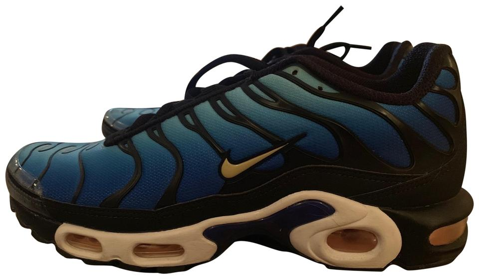 new product f4fd5 3712f Blue Air Max Plus Og Sneakers