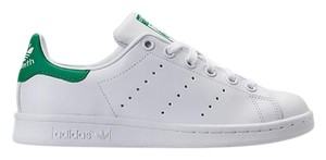 adidas white and green Athletic