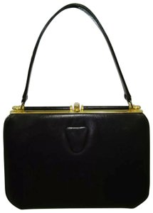 Macy's Satchel in Black