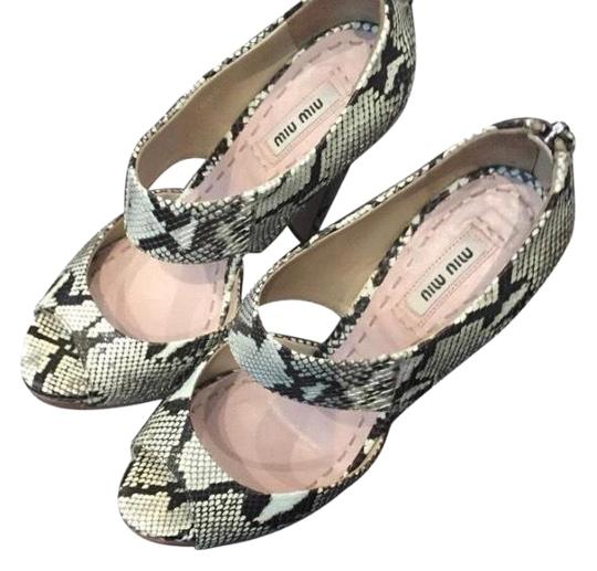 Preload https://img-static.tradesy.com/item/25858567/miu-miu-blackwhitegray-mui-mui-sandals-size-us-75-regular-m-b-0-1-540-540.jpg