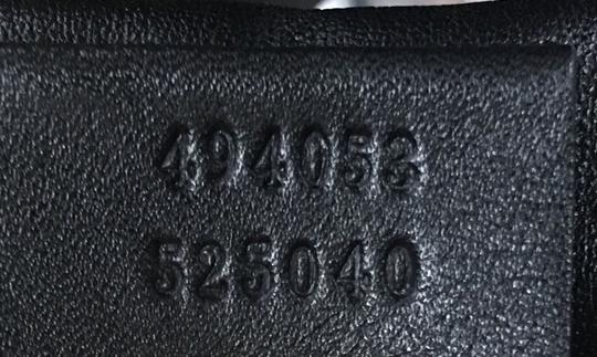 Gucci Drawstring Leather Backpack Image 6