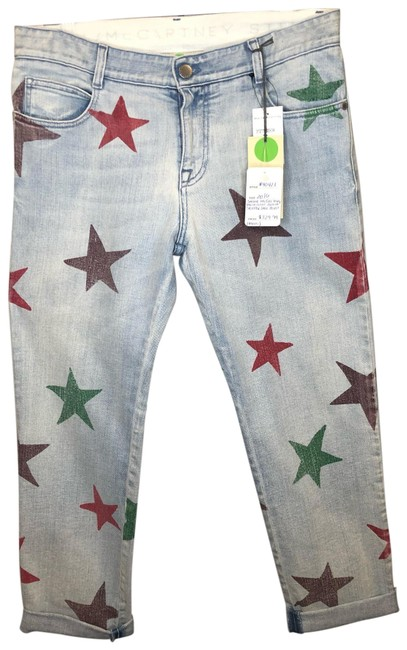Preload https://img-static.tradesy.com/item/25858608/stella-mccartney-blue-multicolored-denim-skinny-star-print-boyfriend-cut-jeans-size-6-s-28-0-1-650-650.jpg