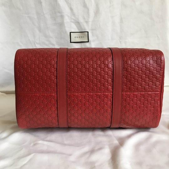 Gucci Satchel in red Image 4
