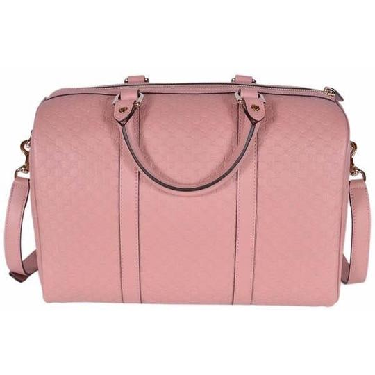 Gucci Satchel in pink Image 4