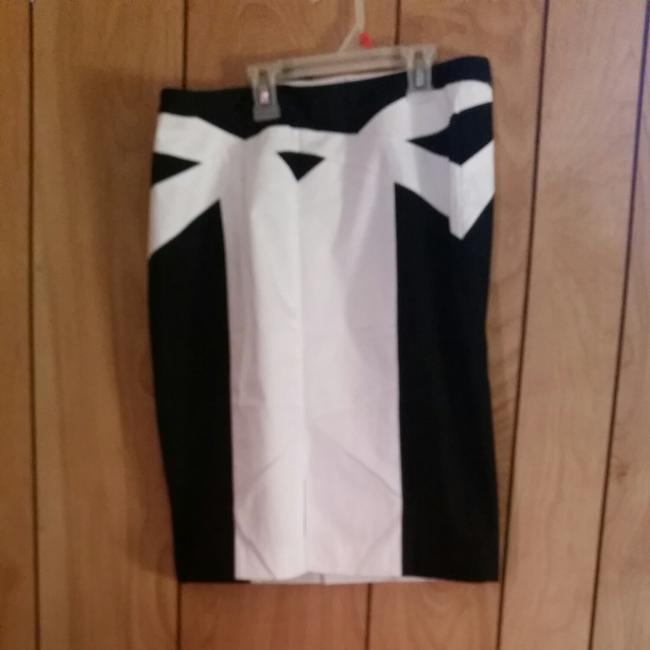 Express Skirt Black and white Image 1