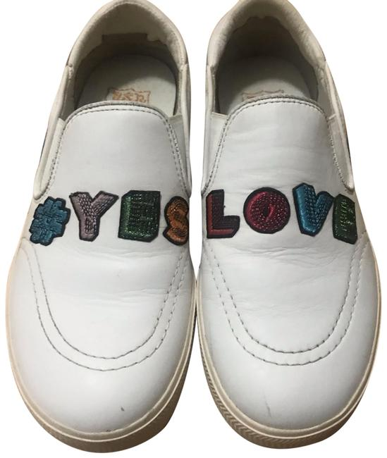 Ash White Yes Love Sneakers Size EU 38 (Approx. US 8) Regular (M, B) Ash White Yes Love Sneakers Size EU 38 (Approx. US 8) Regular (M, B) Image 1