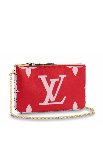 Preload https://img-static.tradesy.com/item/25858879/louis-vuitton-pochette-monogram-giant-pink-red-white-canvas-leather-cross-body-bag-0-0-540-540.jpg