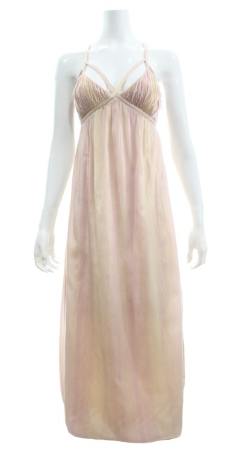 Preload https://img-static.tradesy.com/item/25859013/ax-armani-exchange-pink-blush-spaghetti-strap-maxi-long-cocktail-dress-size-4-s-0-0-650-650.jpg
