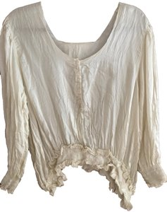 MAGNOLIA PEARL Top Ivory