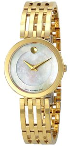 Movado MOVADO ESPERANZA LADIES MOTHER OF PEARL DIAL SWISS QUARTZ - 0607054