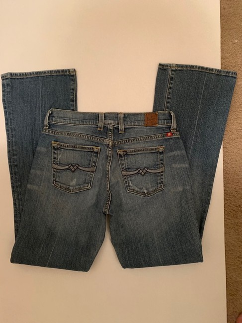Lucky Brand Flare Leg Jeans Image 1
