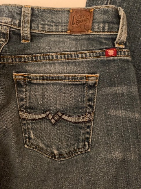 Lucky Brand Flare Leg Jeans Image 2