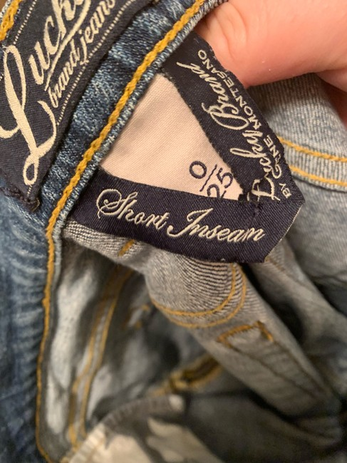 Lucky Brand Flare Leg Jeans Image 3