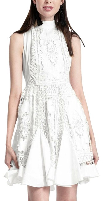 Preload https://img-static.tradesy.com/item/25859501/gracia-white-crochet-detail-small-mid-length-night-out-dress-size-6-s-0-1-650-650.jpg