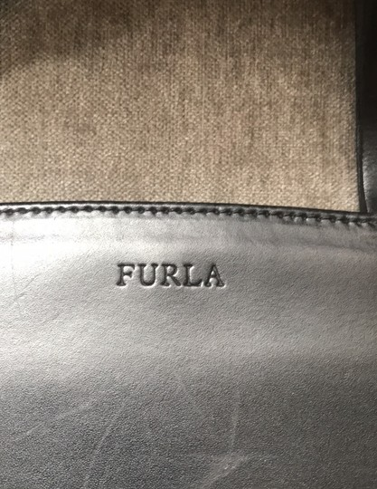 Furla Purple Made In Italy Shoulder Bag Image 11