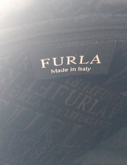 Furla Purple Made In Italy Shoulder Bag Image 5