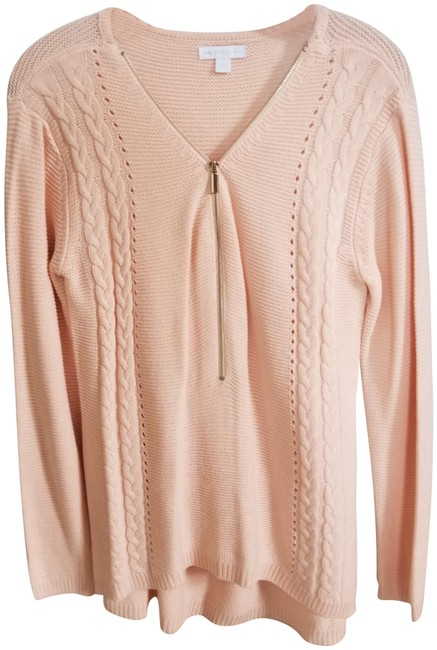 Preload https://img-static.tradesy.com/item/25859565/new-york-and-company-light-pink-sweater-0-1-650-650.jpg