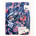 Eliza J Sheath Navy Floral 3/4 Sleeve Lined Dress Image 2