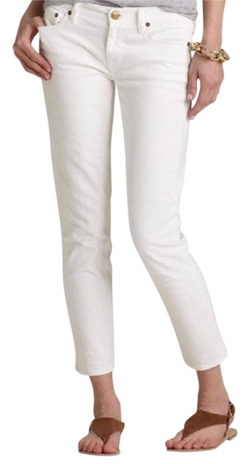 Preload https://img-static.tradesy.com/item/25859722/jcrew-white-matchstick-crop-low-capricropped-jeans-size-26-2-xs-0-1-650-650.jpg
