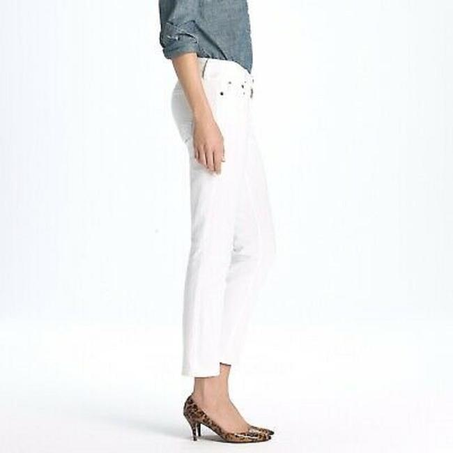 J. Crew Low Rise Capri/Cropped Denim Image 4