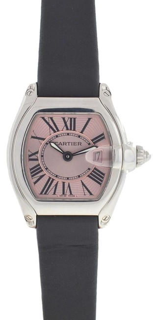 Item - Pink 2675 Roadster Dial Stainless Steel Quartz Watch