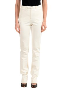 Maison Margiela Skinny Pants Off White