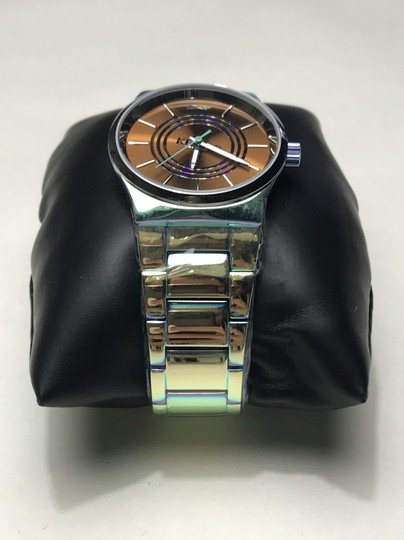 Kenzo Kenzo iridescent watch in original box Image 1