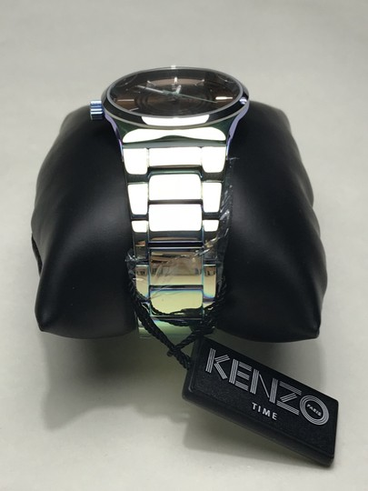 Kenzo Kenzo iridescent watch in original box Image 2