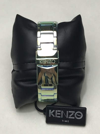 Kenzo Kenzo iridescent watch in original box Image 3
